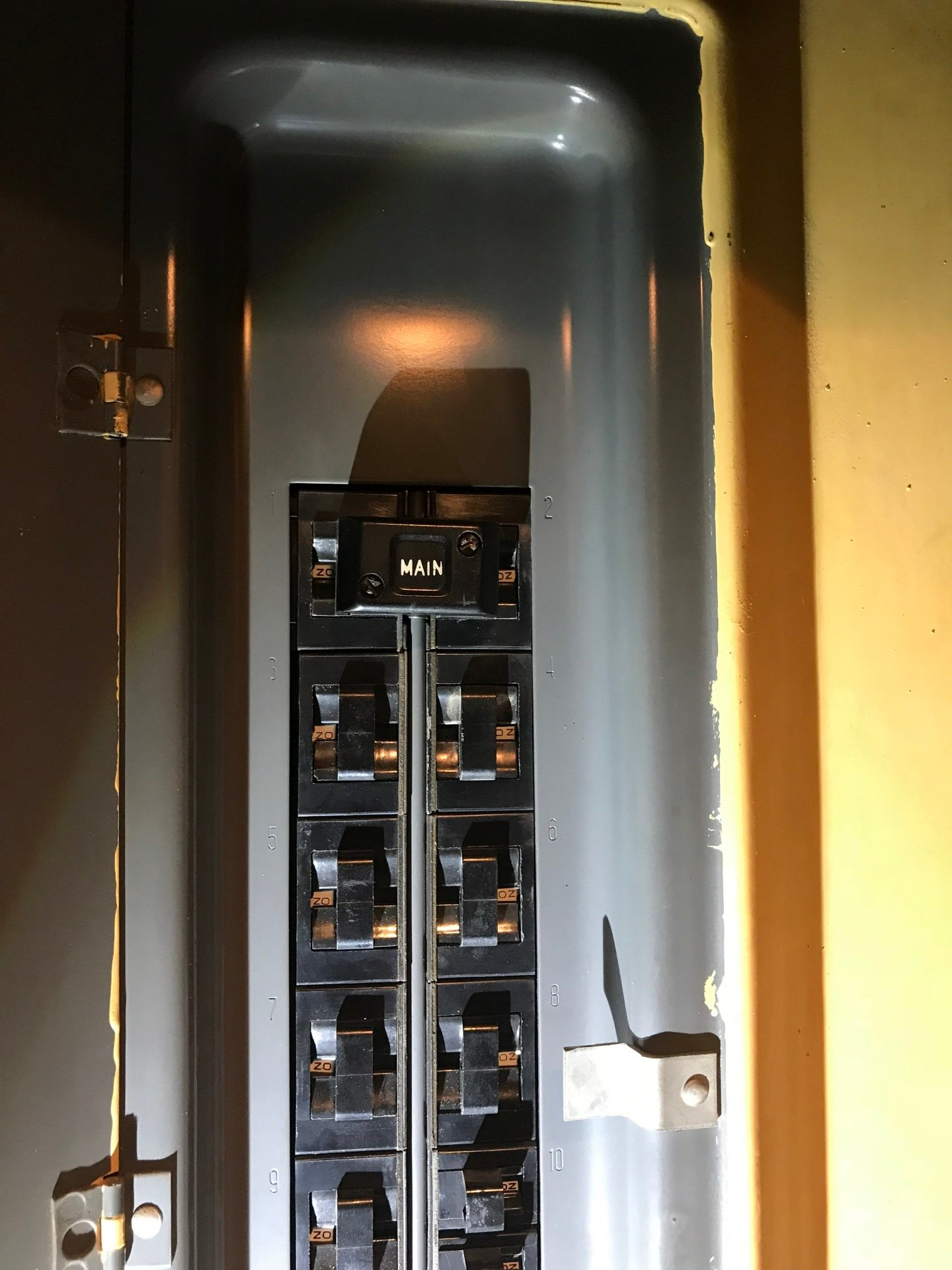 Electric Panel Concerns